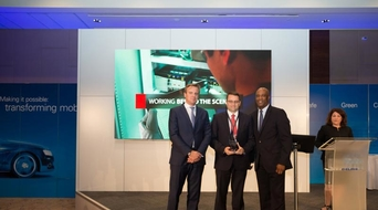 Rockwell Automation receives Delphi Pinnacle Award for industrial asset management services