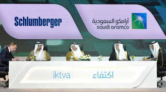 Schlumberger wins Aramco contracts for drilling rigs for oil and gas wells