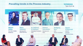 Siemens boosts digitalised manufacturing as game-changer for Middle East industry