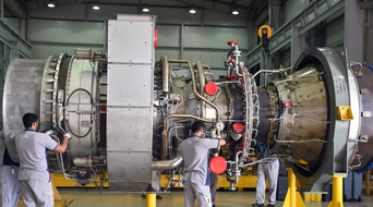 TS&S completes first full overhaul on Siemens Industrial Trent