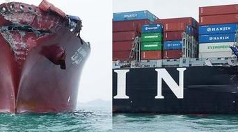 Qatar LNG vessel involved in collision