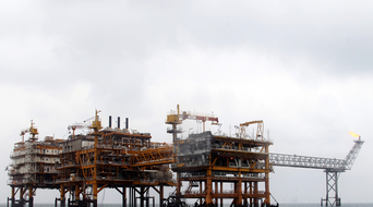Total returns to Iran with gas field megaproject