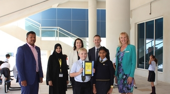 TWMA makes donations to Abu Dhabi school as part of CSR drive