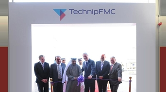 TechnipFMC opens new facility in Abu Dhabi to support Middle East operations