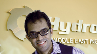 Five Minutes With: Thomas Arakal, managing director, Hydro Middle East