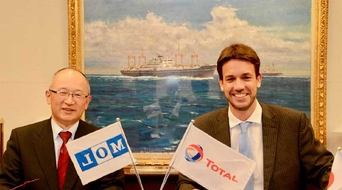 Total, MOL ink deal for a pioneer LNG bunker vessel