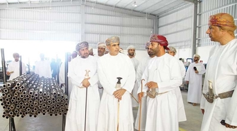 PDO, Tanfeedh supported scaffolding unit opens in Sohar