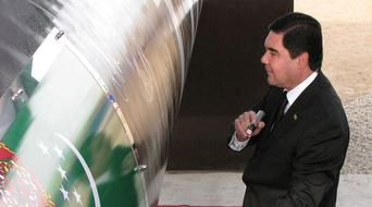 Turkmenistan president sacks oil minister
