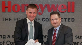 United Nations Environment, Honeywell sign collaboration agreement