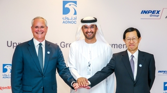 ADNOC signs deal with ExxonMobil, Inpex to raise Upper Zakum output
