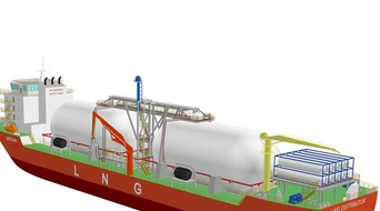 Wison unveils innovative LNG distributor
