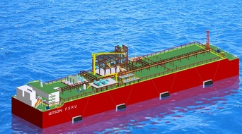BV grants Wison approval for FLNG storage, regasification terminal design