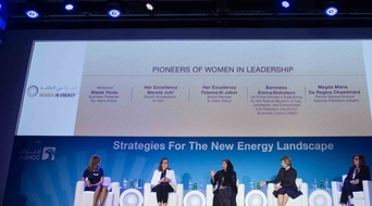 Women continue to be change-makers in oil and gas industry