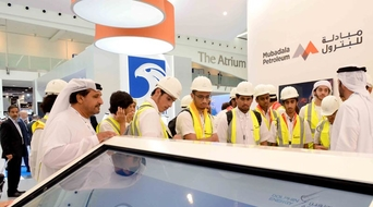 Emiratis to acknowledge Young ADIPEC for helping them discover the right career