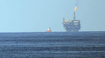 BP buys stake in Eni's Zohr gas field in Egypt
