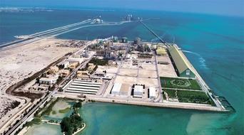 Bahrain LNG wins key award for finance deal