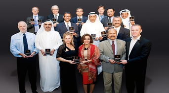 2012 Oil & Gas Middle East awards show in review