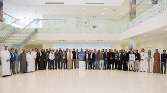 Emerson hosts Collaboration Centre workshop on future projects at new Saudi HQ