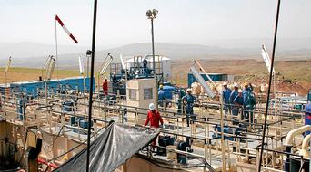Kurdistan crude flows to Turkey