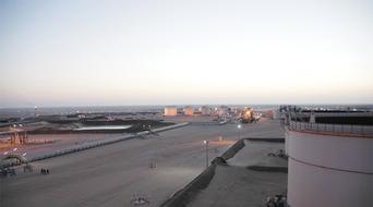 OMV buys Oxy's stake in Libya's Nafoura oil field