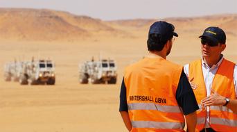 Libya's western oilfield remains closed