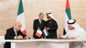 Mubadala buys 10% stake in Eni's Egyptian Shorouk gas concession