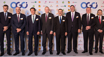 Oil and gas CEOs pledge action on climate change