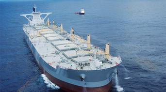 Oil leak at South Korea's southern port