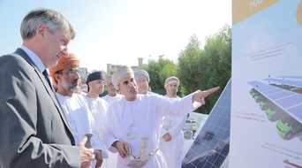 PDO installs solar panels in carpark to power office buildings
