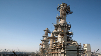 Saudi looks to import gas to boost energy mix