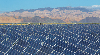 Terra Solar signs MoU for Egyptian project
