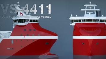 Wartsila to deliver on LNG platform supply vessel