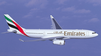 Emirates starts flights to African oil producer