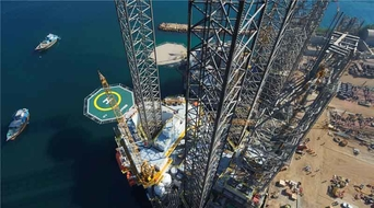 Transocean wins 5-year drilling job in Thailand