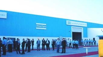 Atlas Copco builds on local presence in UAE