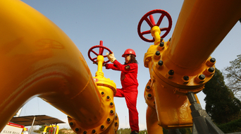 China's gas appetite up 130% on 2010