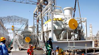 Regional upstream investment up 9%