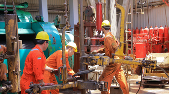 Dragon Oil makes further strike, refits rig
