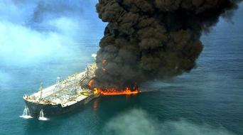 MMA investigating Dubai tanker crash