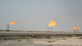 Iraq approves $17bn Shell gas capture project