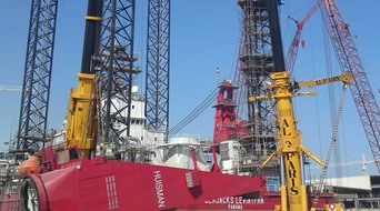 Dragon Oil awards major jack-up rig contract