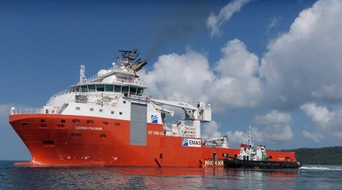 EMAS Marine takes delivery of ultra-deep vessel