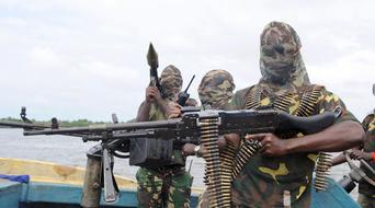Chevron pumping station destroyed claim militants