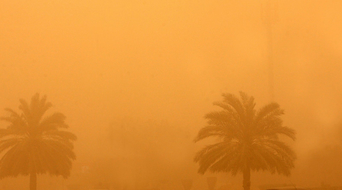KNPC resumes work after sand storms