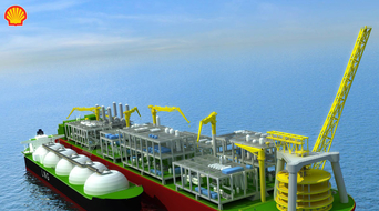 Australia mooted for first $5bn Shell FLNG vessel