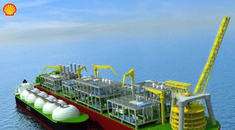 Shell FLNG order worth $50bn to Technip & Samsung