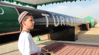 Auditor confirms Turkmen gas field world's no 2