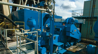 Aker sees regional growth in HPHT drilling