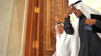 Sanctions squash Saudi's oil supply cushion