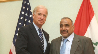Biden urges Iraq to offer more generous oil terms
